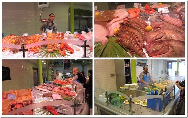cours de cuisine à l'atelier Sens 4 11 2011